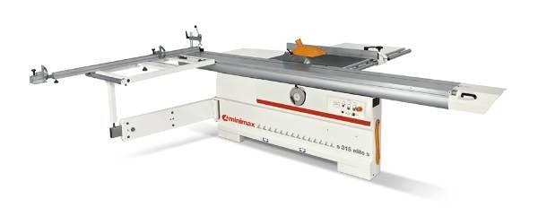 Formátovací pila Tecnomax S 315 WS