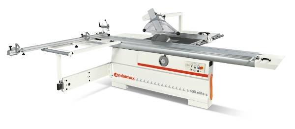 Formátovací pila Tecnomax S 400 WS